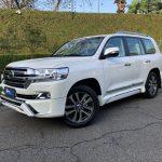 Toyota Land Cruiser GXR 4×4 chega no Brasil