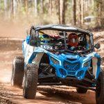 Richard Fliter é o campeão do Rally de Inverno na UTV PRO