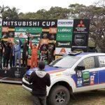 Mitsubishi Cup: Após quatro etapas e quatro pódios, Piano/Dallape abrem vantagem na liderança