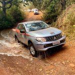 No Rally dos Sertões, Mitsubishi Motors marca presença com 60% do grid e 55 picapes de apoio