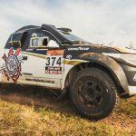 Dupla do Corinthians Rally Team está em contagem regressiva para o Sertões