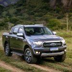 Nova Ford Ranger 2020 é atração na EXPOINTER com test-drive e venda especial