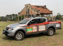 Mitsubishi L200 Triton Sport conectada com tecnologia SDL  Divulgação_Smart Driving Labs