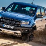 """Ford apresenta novo sistema de navegação OFF-ROAD """"migalha de pão"""" com a Ranger Raptor na europa"""