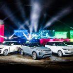 Land Rover apresenta Espaço Range Rover Evoque: Live For São Paulo