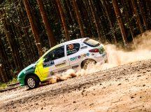 Rio Negrinho recebe a quarta etapa do Campeonato Brasileiro de Rally de Velocidade