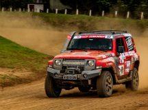 Categoria Passeio está confirmada na quarta etapa do Catarinense de Rally Regularidade