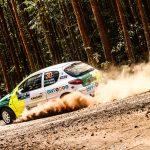 Luiz Poli e Damon Alencar estão na disputa do Rally Rio Negrinho