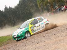 Luiz Poli e Damon Alencar são campeões do 2º Rally Rio Negrinho