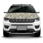 Jeep revestido com centenas de dólares estará na Av. Paulista nesta sexta-feira