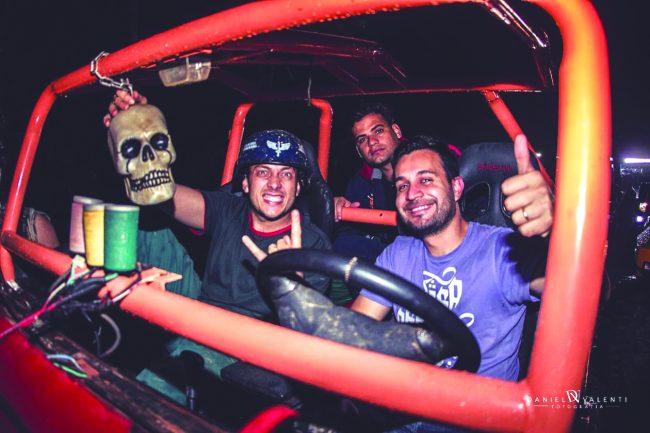 Sexta feira 13 espera centenas de jipeiros na famosa trilha noturna