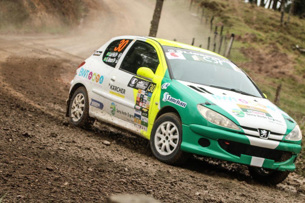 Rally da Graciosa: Luiz Poli e Damon Alencar estão prontos para disputar o título nacional