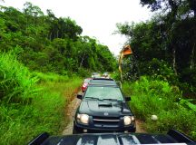 Jeepé no Mangue: belezas naturais e clima Off Road