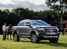 Ford Ranger cresce no segmento de picapes com na nova linha 2020