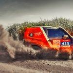 Prova inédita de Rally de Regularidade com campeões dos Sertões será na sexta e sábado, em Taubaté