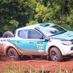 Rally Rota Sudeste: Fontoura e Minae vencem (Production T2), no sábado, e assumem liderança no Brasileiro