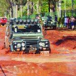 Encontro Land Rover Brasil acontece neste feriado