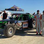 Com o Buggy V8, Fabrício Bianchini/Marcos Finato fecham em 3º na Open no 1º dia do Rally Rota Sul