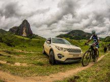 O Land Rover Discovery Sport foi posto à prova na Brasil Ride