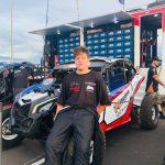 Aos 15 anos, Bruno Luppi, é Vice-Campeão Brasileiro de Rally Baja na UTV Start