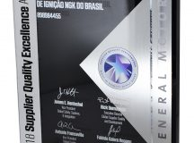 NGK é a única empresa a conquistar o Supplier Quality Excellence Award da GM em todas as edições