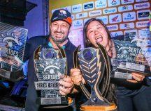 Campeões Brasileiros de Rally Cross Country 2019, na Production T2 (Sanderson Pereira)