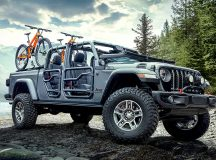 Jeep® Gladiator é nomeado Picape do Ano 2020