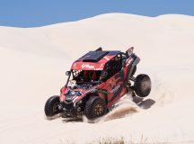Na próxima semana, Luppi/Justo estarão enfrentando as dunas da Argentina (Ney Evangelista/DFotos)