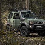 Jimny Forest traz elementos exclusivos e ainda mais off-road