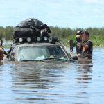 Aventura extrema nas cheias do Pantanal na 9ª TPC//MS em fevereiro