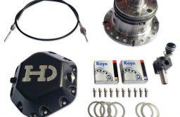 HD4x4 lança bloqueio diferencial acionado por cabo