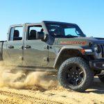 Jeep® apresenta Gladiator Mojave, primeiro com selo Deserted Rated