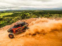 O piloto Maurício Rocha é o atual campeão do Rally Minas Brasil, entre os UTVs - Crédito: Sanderson Pereira