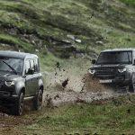 Novo Land Rover Defender 110 estreia no filme James Bond, 007 – Sem tempo pra morrer