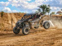 Muita velocidade e poeira na abertura do Brasileiro de Rally Cup