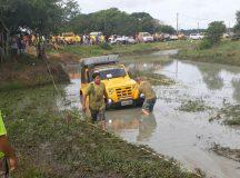2° Encontro Off Road da Região dos Lagos comemora Dia do Jipeiro