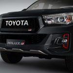 Nova edição Hilux GR-S chega com novidades à rede de concessionárias Toyota em todo o Brasil