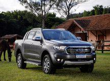 Ford amplia liderança mundial em picapes com crescimento da Ranger