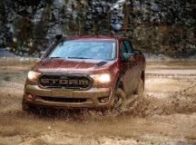 Ford lança a Ranger Storm, uma picape off-road de raça, radical e exclusiva