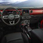 Jeep® Gladiator e Ram 1500 estão entre os 10 Melhores Interiores de Veículos Abaixo de US$ 50 mil