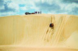 Dicas para enfrentar dunas com segurança