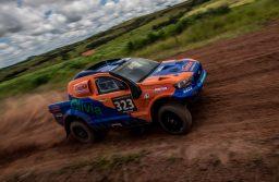 Rally Minas Brasil: trabalho duro do início ao fim da prova