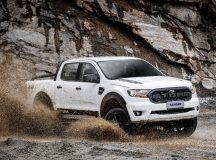 Ford Ranger cresce em participação nas picapes em abril