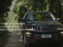 Jeep lança vídeo em que mostra que é possível explorar novos caminhos mesmo dentro de casa