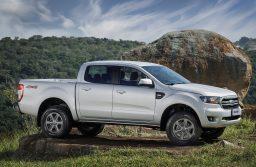 Ford Ranger tem recorde de participação e assume a vice-liderança das picapes em maio