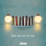 Jeep convida público a encontrar o Espírito Jeep em suas casas
