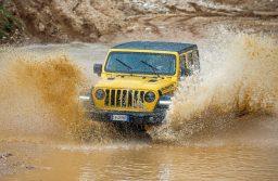 """Jeep® Wrangler ganha principal homenagem de premiação da revista alemã """"Auto Bild allrad"""""""
