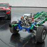 Ram 1500 TRX mais rápida, veloz e potente do mundo