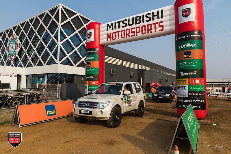 GS Racing Rally Regularidade Mitsubishi Motorsports