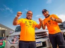Dupla da GS Racing não competia desde fevereiro - Crédito: Ricardo Leizer